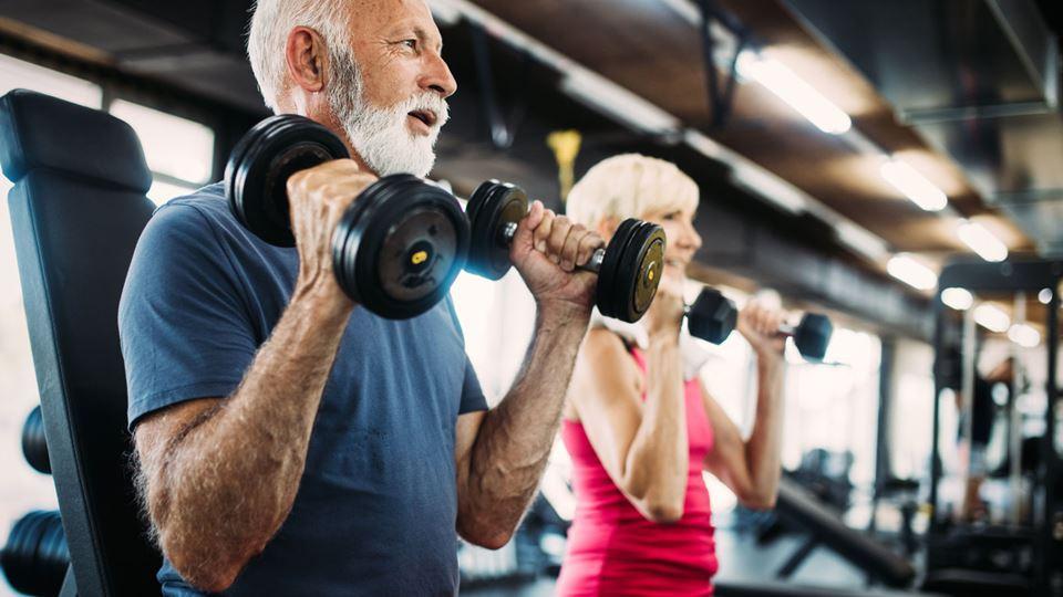 Derfor er styrketrening viktig selv for de eldste