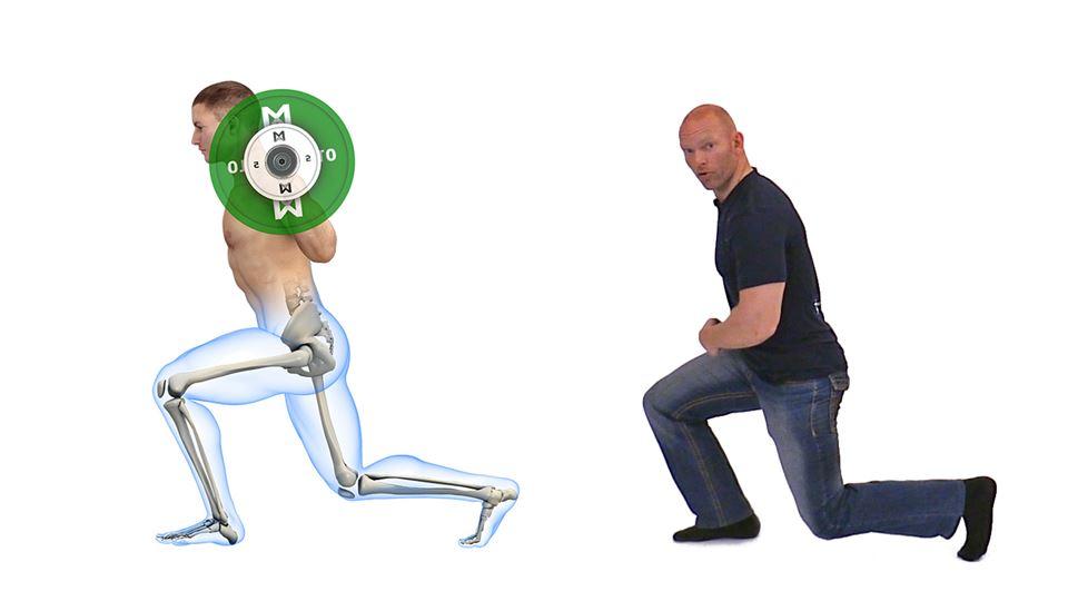 Lær styrketrening ved hjelp av apper